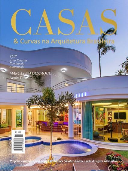 Revista Casas & Curvas Arquitetura Ed. 03 - Aquiles Kilaris