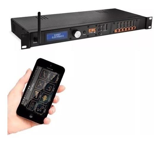 Processador Profissional Expert Pro 6 Canais Bluetooth App