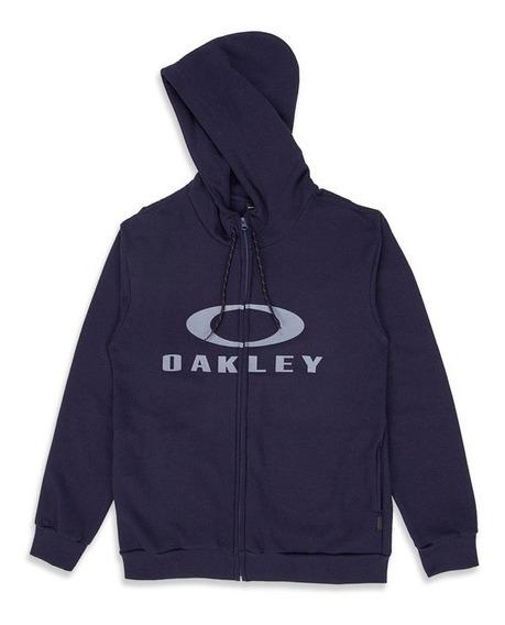 Campera Oakley Bark F/z Hoodie