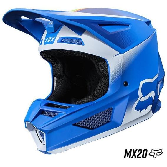 Casco Fox V2 Vlar