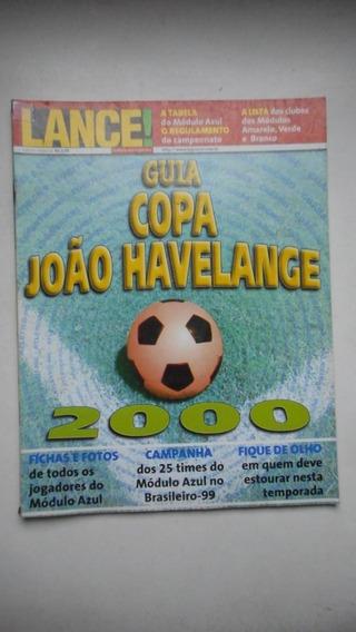 Revista Lance Especial - Guia Copa João Havelange