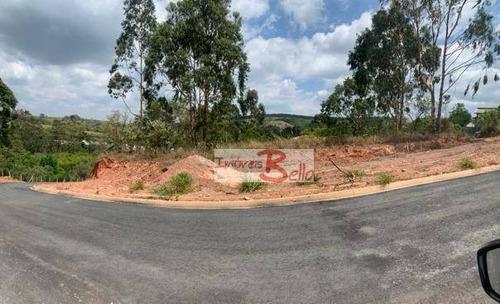 Terreno À Venda, 756 M² Por R$ 280.000 - Loteamento Jardim Das Paineiras - Itatiba/sp - Te0788