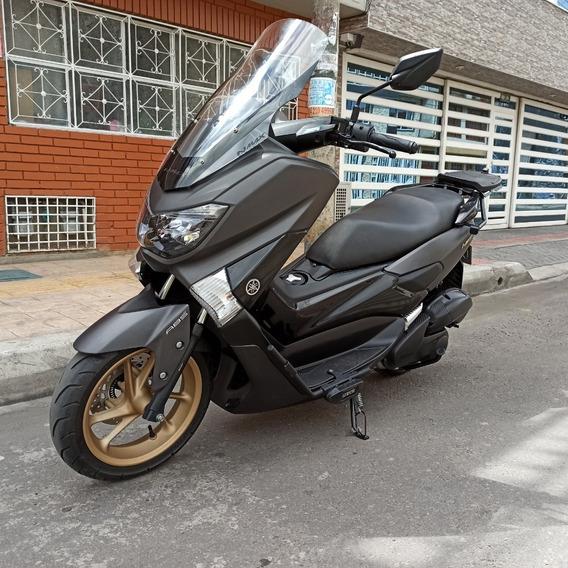 Yamaha Nmax Abs 2020 Negra Mate