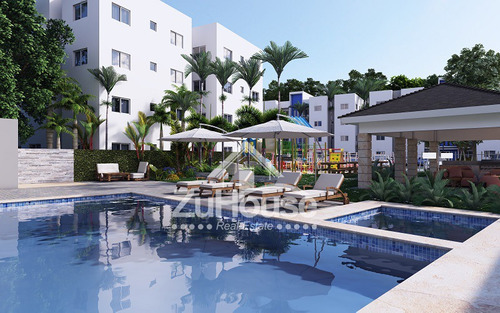 Imagen 1 de 5 de Apartamento En Planos Próx. La Otra Banda, Santiago Wpa26 A