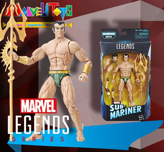 Marvel Legends - Namor Submariner