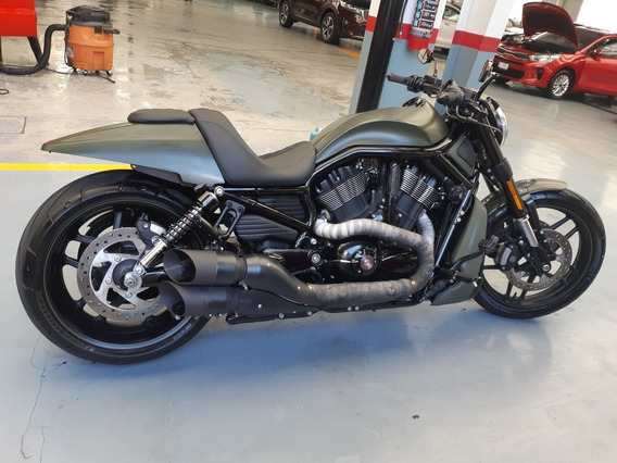 Harley-davidson V-rod Nigth Road 2017
