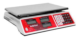Vinson Vins-40 Báscula Electrónica Multifunciones 40kg/5g