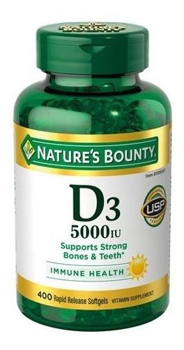 Vitamina D3 600caps 2.000iu