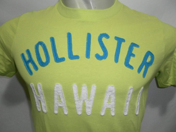 Camiseta Hollister,aber,aero Masculina Original Em Grande