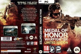 Medal Of Honor Warfighter Pc - Steam Key - Entrega Inmediata