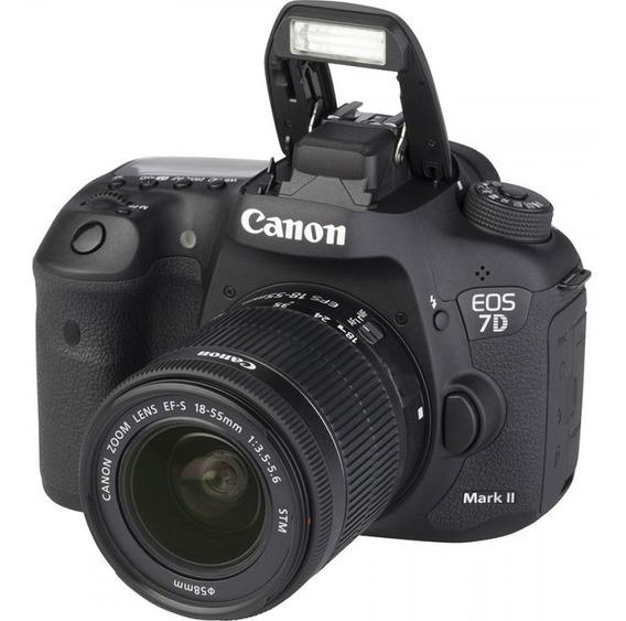 Canon Eos 7d Mark Ii 2 18-135mm Body Sup 60d 70d 80d