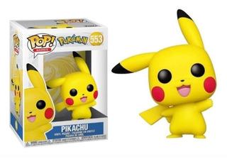 Funko Pop! | Pokémon - Pikachu 553