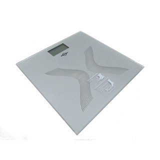 Balança Compacta Digital Vidro Brasfort Banheiro 150 Kg