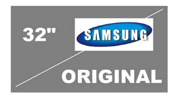 Samsung - Película Polarizadora Lcd Led Tv 32 Zero Grau
