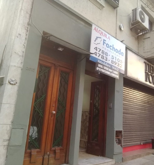 Local / Oficina Alquiuler Palermo 100m² S/expensas 3bñs