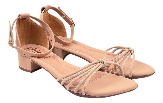 Sandália Sapato Feminina Chiquiteira Chiqui/600012