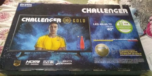 Imagen 1 de 3 de Tv De 40 Pulgadas Challenger Para Repuestos