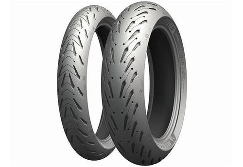 Par Pneus Michelin Pilot Road 5 120/70-17+190/50-17 Z1000