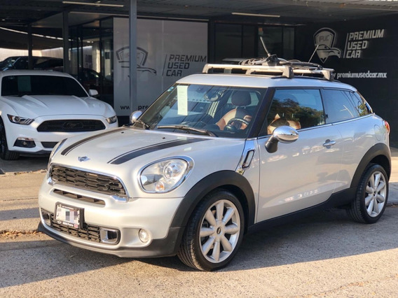 Mini Cooper S Paceman Hot Chili 2016
