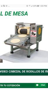 Maquina Tortillas