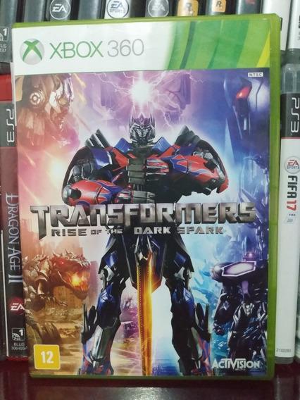 Transformers Rise Of The Dark Spark Xbox 360 | Sem Juros