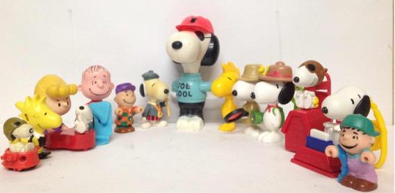 Coleccion De Snoopy Series Diversas 855ju