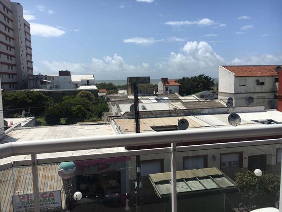 Departamento De 2 Ambientes En Alquiler Anual- Amoblado En Centro De Mar De Ajo Gas Natural