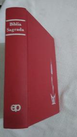 Biblia Ediçoes Paulinas 1967p.i.b.r-leia Descrição