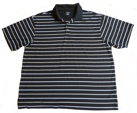 Playera 2xl Tipo Polo George Golf