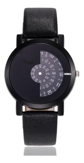 Reloj Unisex Sin Manecillas