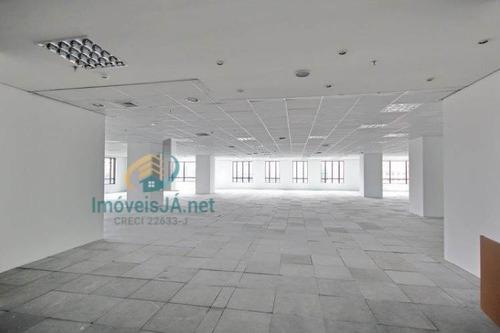 Laje Comercial Venda No West Side Com 560 M², Conceito Open Space, Com Piso Elevado, Forro, Luminárias, Ar Condicionado - 817
