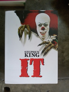 It (eso) Stephen King Libro Físico