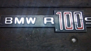 Insignia Bmw R100/s