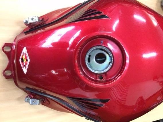 Tanque Cb 500 F 2014 Vermelho Original Na Caixa Novo