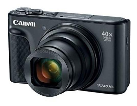 Máquina Fotográfica Canon Sx720 Hs