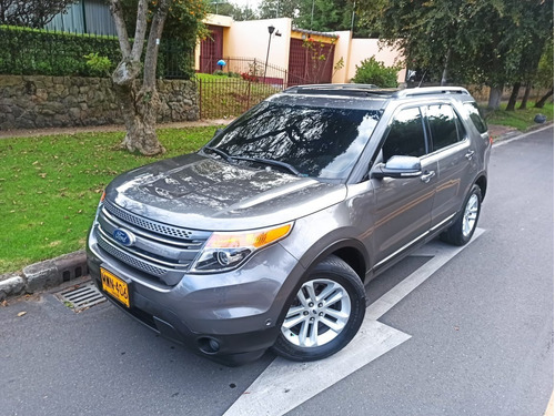 Ford Explorer Limited 4x4 At 3.5 Cc
