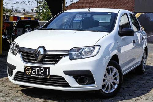 Imagem 1 de 11 de Renault Logan Zen 1.0 Mt