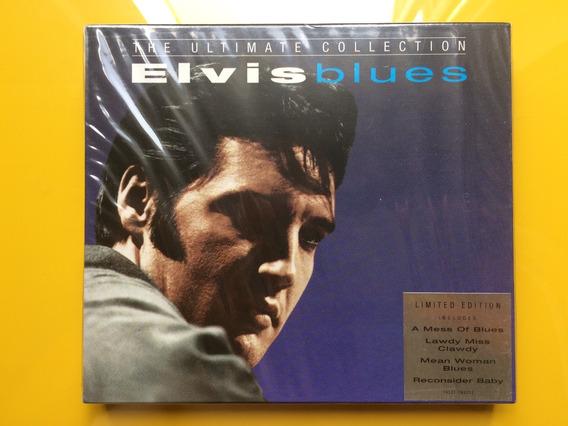 Cd Elvis Presley - Elvis Blues - Lacrado Mega Raro 2000