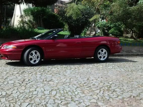 Chrysler Stratus 2.5 24 Valvulas Cabriolet