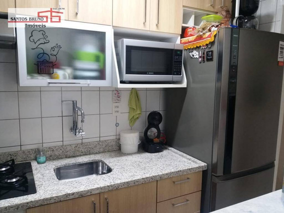 Apartamento Com 2 Dormitórios À Venda, 48 M² Por R$ 299.000,00 - Freguesia Do Ó - São Paulo/sp - Ap2584