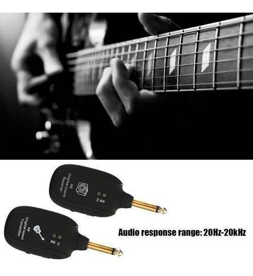 Transmissor/receptor Sem Fio Uhf - Instrumentos