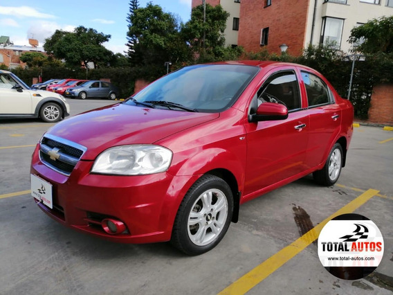 Chevrolet Aveo Emotion 1600 Full