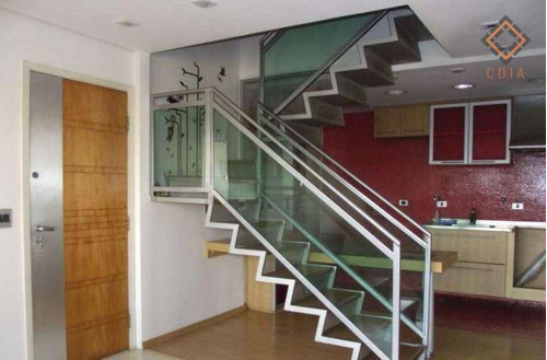Imagem 1 de 19 de Apartamento Duplex Com 2 Dormitórios À Venda, 100 M² Por R$ 575.000,00 - Morumbi - São Paulo/sp - Ad0453