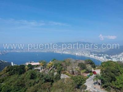 Exclusiva Residencia En Acapulco La Cima