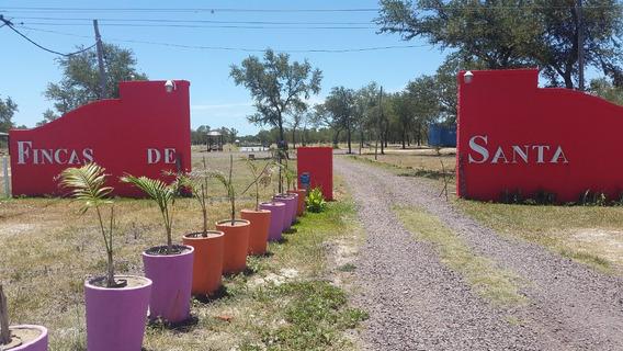 Terreno Lote Fincas De Santa Ana Ruta12 Corrientes Sin Comis