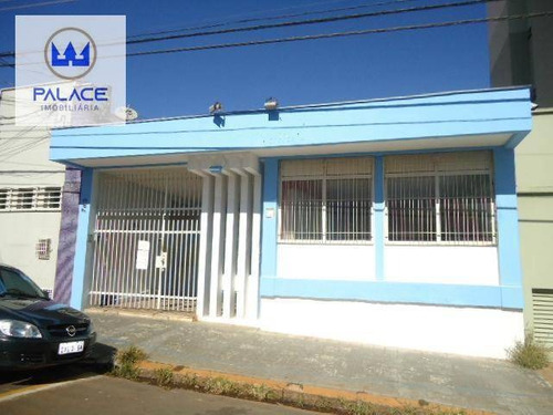 Imagem 1 de 1 de Casa À Venda, 164 M² Por R$ 580.000,00 - Centro - Piracicaba/sp - Ca0477