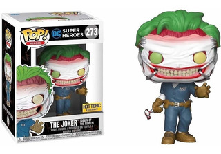 Funko Pop! Joker Death Of The Family 273 Hot Topic Original