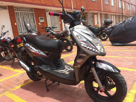 Moto Akt Dynamic 125, Barata 2.950.000 Papeles Nuevos.