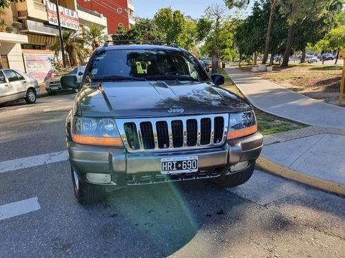 Jeep Grand Cherokee Laredo 2000 4.0 Classic At Gnc 4x2