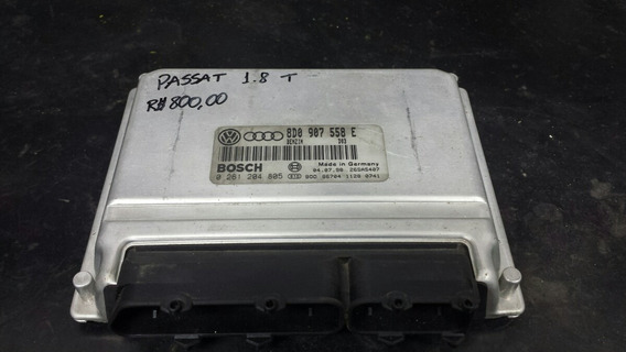 Módulo Injecao Passat 1.8 Turbo 0 261 204 805 8d0 907 558 E